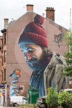 Street Art in Glasgow