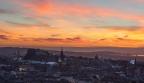 Edinburgh: the breathtaking view