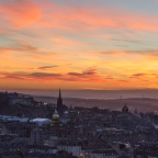 Edinburgh: the breathtaking view
