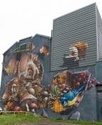 Murales in Glasgow