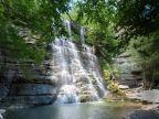 Alfero Waterfall